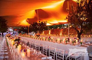 Kilobush Tent for Wedding