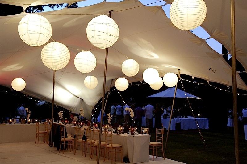 kilobush-stretch-tents-Chinese-lanterns-at-night & Stretch Tent Gallery | Kilobush Stretch Tent Rentals